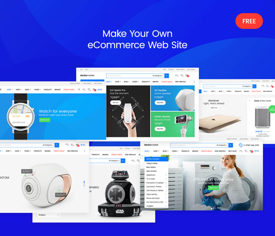 5 Latest eCommerce Web Design that every ECommerce Companies Need to Know